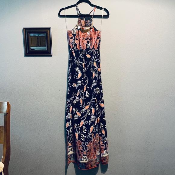 a'gaci Dresses & Skirts - Beautiful maxi dress, comfy but still very nice!